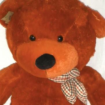 Weedoo Huge/Very Large 5kg Brown Teddy Bear With Bow Tie, Gift PK& uk stock (