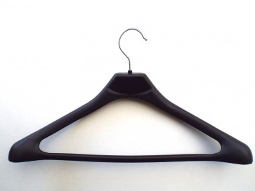 Integrated Black Suit Hanger