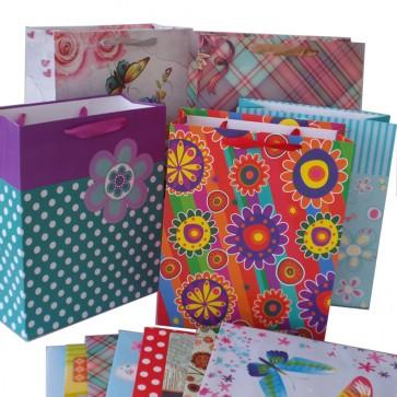 12X Paper Party Bag