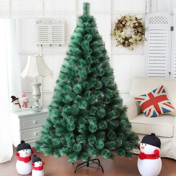 Weedoo XMAS SALE: 1.5m/5ft Deluxe Frosted Snow Artificial Luxury Christmas Tree pvc