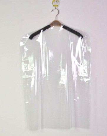 "42"" Weedoo Clear Polythene Garment Covers Clothes Suit Dress Plastic Bags Poly roll Protect"
