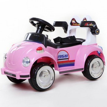 Sinbad S020R R/C Ride-on Electric Toy Car