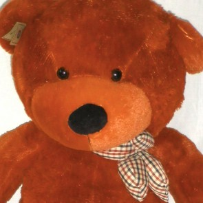 Weedoo Huge/Very Large 5kg Brown Teddy Bear With Bow Tie, Gift PK& uk stock (