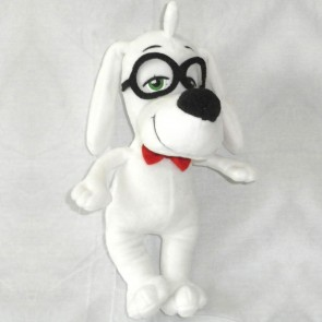 Weedoo Mr Peabody Sherman Soft Plush Dog (Gift, UK Stock) Xmax Gift