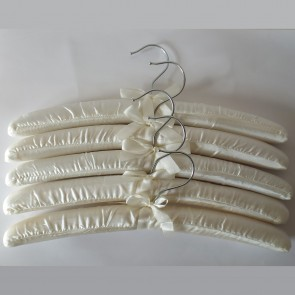 Satin Padded Coat Hanger