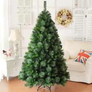Weedoo XMAS SALE: 1.8m/6ft Deluxe Artificial Luxury Christmas Tree pvc