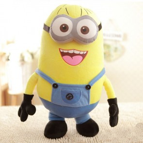 Weedoo Despicable Me 2 Plush Soft Toy In Movie Minion Minions Two 3D Eye Doll Toy Jorge