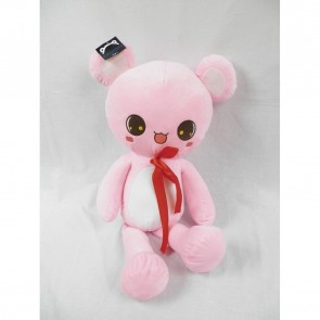 "Weedoo Xmas Gift Sale:Giant Soft Plush Pink ""Miss You"" Bear"