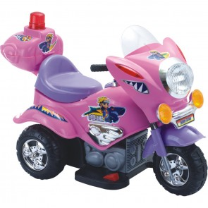 YLQ-3148 Ride-on Motorcycle (Pink)