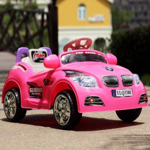 YLQ-3388 Ride-on Cars (Pink)