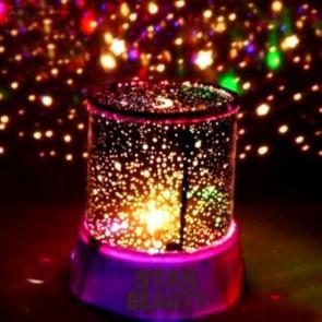 Weedoo Blue Star Master Starry Sky Children Kids Bedroom Night Light LED Lamp (USB)