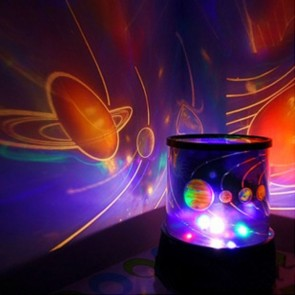 Weedoo PINK Universe Master Children Kids Night Light LED Lamp USB Cosmos Sky Star